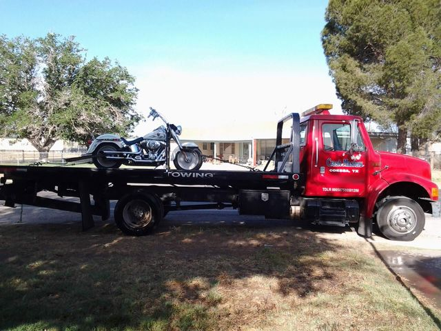 Motorcycle Towing   24 Hour Roadside Assistance for Midland, Odessa