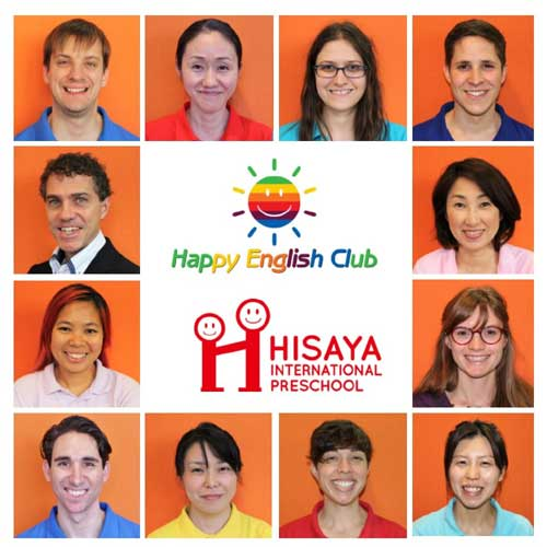 Happy English Club