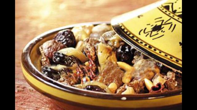 piatto mediorientale