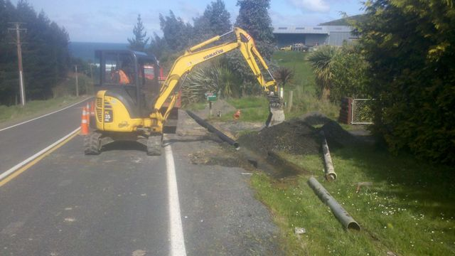 12 ton Excavator
