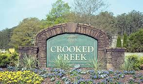 Crooked Creek Neighborhood in Development