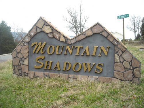 Mountain Shadows Neighborhood in Development