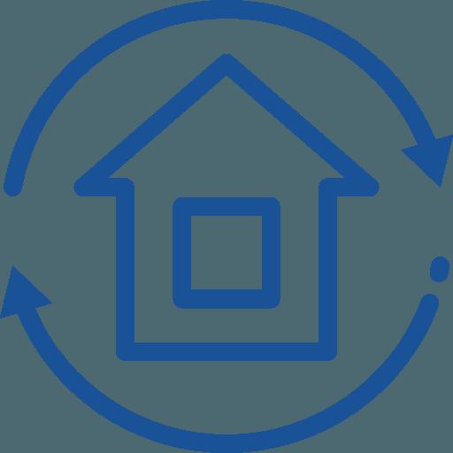 Icona casa lavori edili