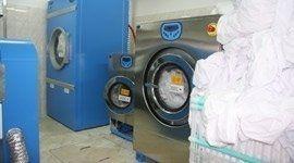 lavaggio biancheria per la casa