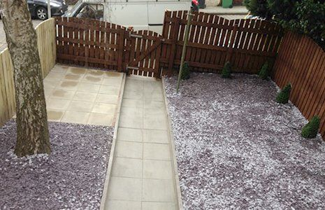 Expert decking in Leeds