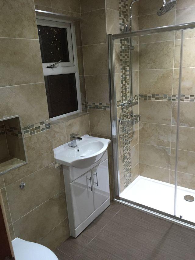 Luxury wet room installations