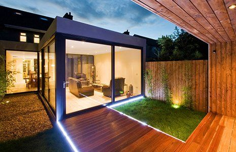 Superb house extensions