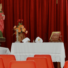 cappella centro per anziani