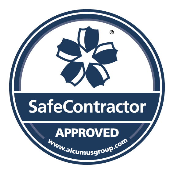 accredited safe contractor logo