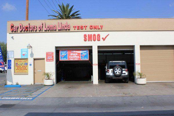 Smog certification | Redlands, CA | Car Doctors of Loma Linda Test Only