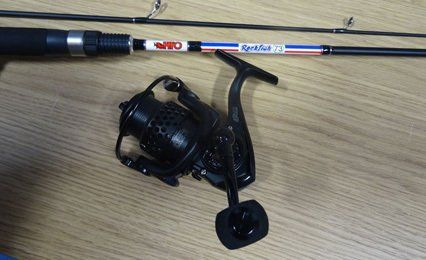 Angling supplies