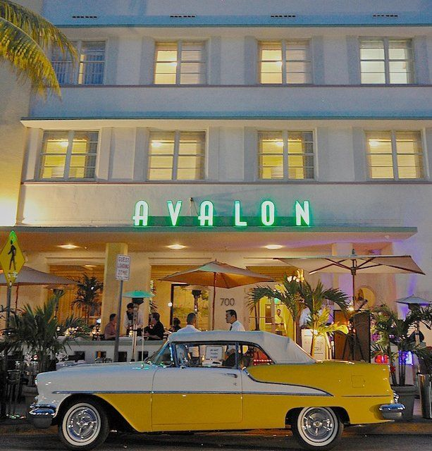 Avalon Hotel Miami Beach Deals