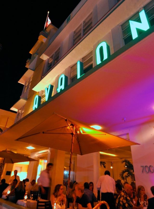 Avalon Hotel Miami South Beach
