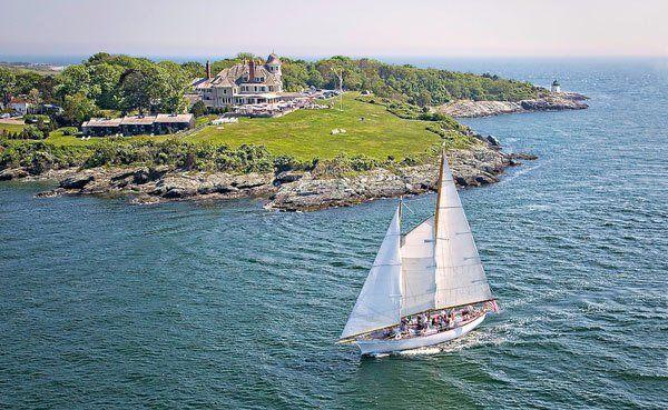 Madeline Cruises Newport