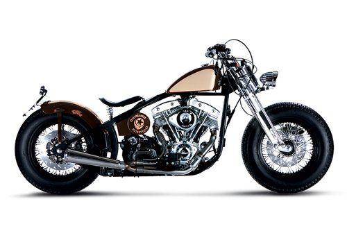 motocicletta Headbanger modello Gypsy Soul