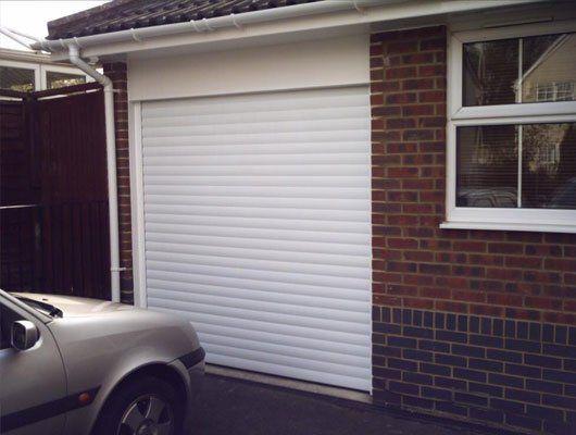 Garage Door Installation By Window World Of Kent Ltd