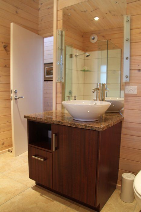 View of a storage cabinets for bathroom