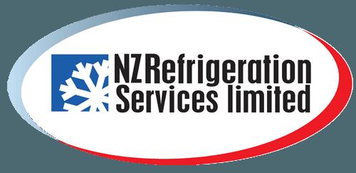 N.Z. Refrigeration Services Logo