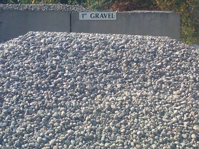 1 inch gravel in Cincinnati, OH