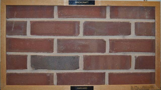 Brickcraft Harvard