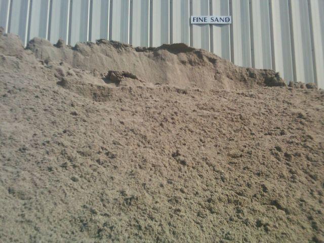 Sand in the Greater Cincinnati Area