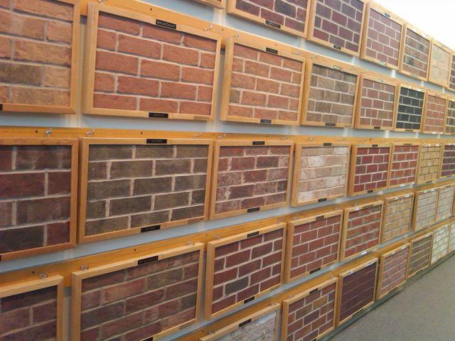 Examples of brick offered in Cincinnati, OH