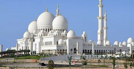 grande moschea bianca