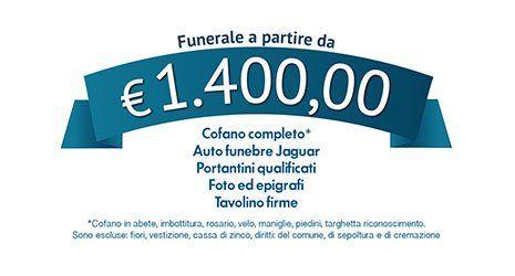 prezzo dei funerali