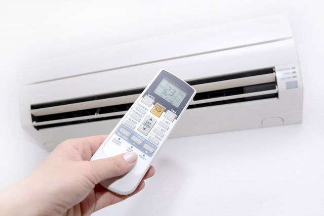 Remote controlled split air Conditioning in Southport