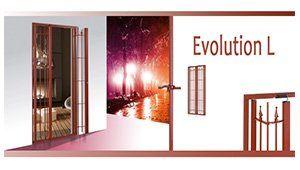 grate di sicurezza a marchio EVOLUTION L