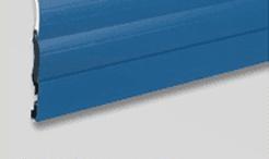 tapparella di sicurezza azzurro