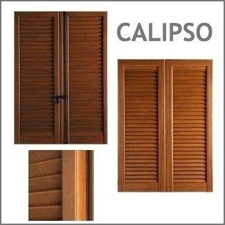 persiane moderne e persiane in legno a marchio CALIPSO
