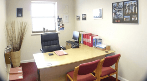 solicitor's office