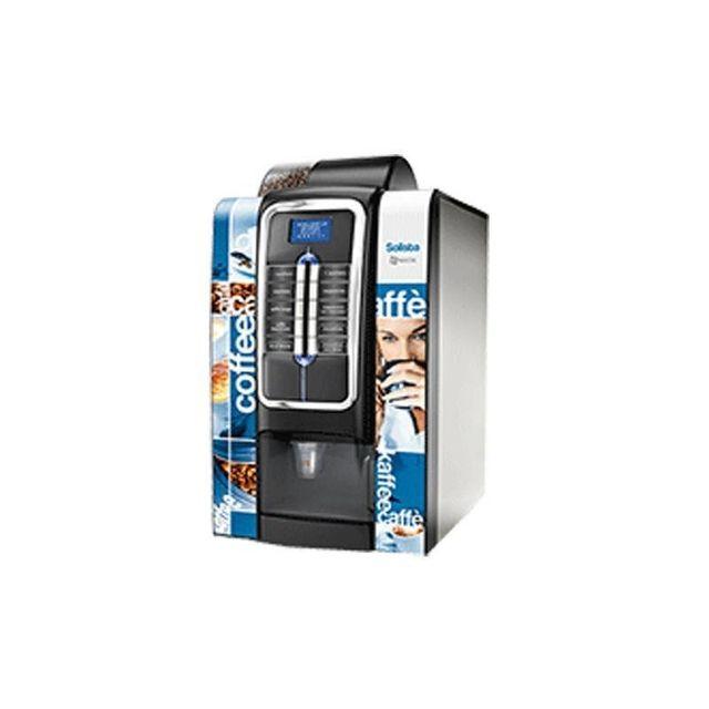 Macchinetta del caffè automatica
