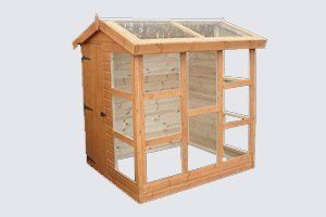 Expertly crafted garden sheds