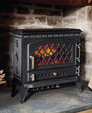 Cast iron electric stoves