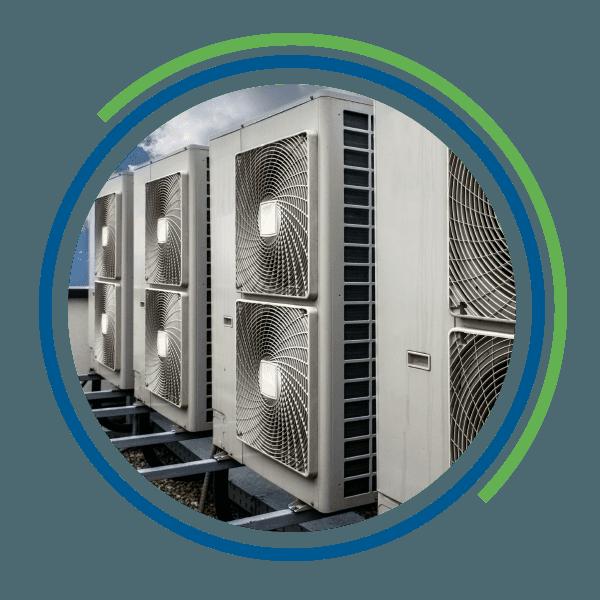 Motori di condizionatori industriali