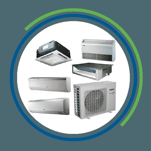 Impianti di climatizzazione e riscaldamento vari