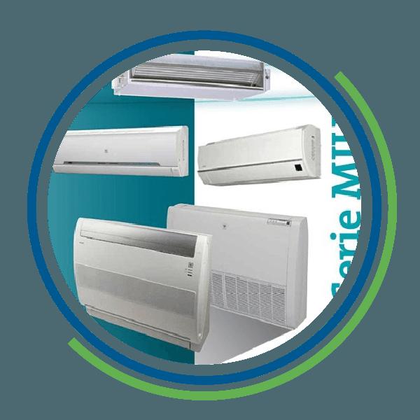 Condizionatori e termosifoni