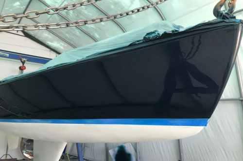 Boat Repair services - Bluffton, SC - Custom Marine Finishes