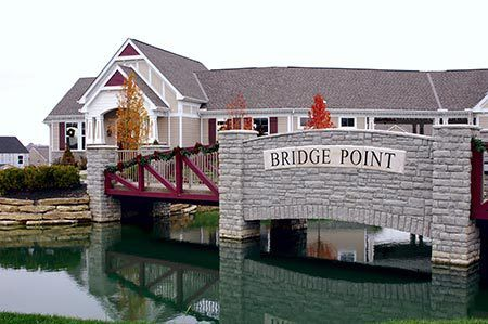 Commercial property in Cincinnati of Bridge Point