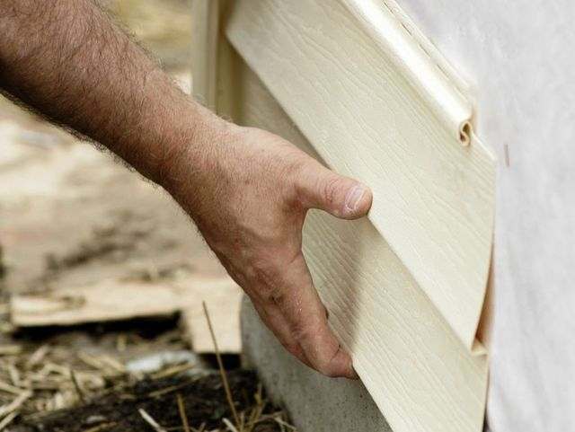 Sample work of siding services in Hamilton, OH