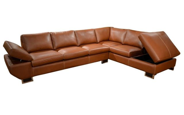 Bon Omnia Sectional. Contact Us. Omnia. Personalized Comfort From Omnia® Leather  Furniture