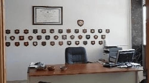 Detective ufficio