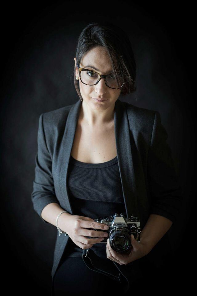 la fotografa Alice Pastorelli
