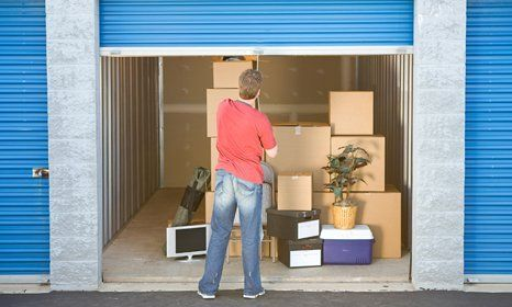 Are you looking for self storage container hire in Anglesey