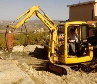 scavi, demolizioni, edilizia