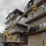 sistemazione cornicioni e balconi, sistemazione balconi, ristrutturazione cornicioni e balconi