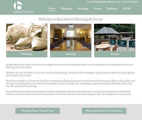 Responsive Website Design Basingstoke Hampshire Area