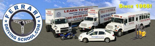 Ferrari Driving School New York >> Ferrari Driving School Car Motorcycle Bus Truck Tractor